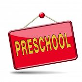image of playgroup  - preschool education kindergarten nursery school or playgroup - JPG