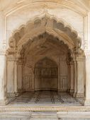 pic of khas  - Red Fort in Agra - JPG