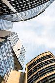 stock photo of high-rise  - Modern high - JPG