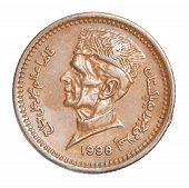 Постер, плакат: Pakistani Rupees Coin