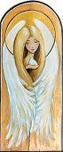 Постер, плакат: Angel