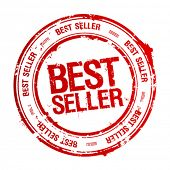foto of old post office  - Best seller rubber stamp - JPG