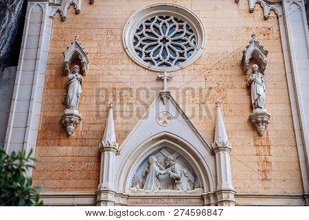 Photo View Of Madonna Della