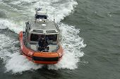 Homeland Security by the United States Coast Guard