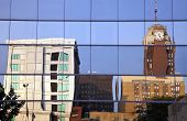 Lansing Downtown Reflected