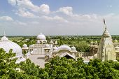 picture of jain  - jain temples of jaisalmer in rajasthan state in india - JPG