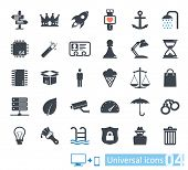 stock photo of tassels  - Universal icons set 04 - JPG