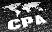 picture of cpa  - CPA Industry Global Standard on 3D Map - JPG