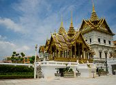 Bangkok Beautiful Throne Hall.