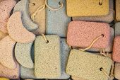 picture of pumice-stone  - Pumice stone suvenirs from Kos island Greece - JPG