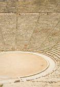 foto of epidavros  - Ancient theater in Epidaurus Greece - JPG