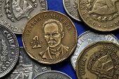 pic of pesos  - Coins of Cuba - JPG
