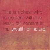 image of philosopher  - Inspirational quote by ancient philosopher Socrates on earthy background - JPG