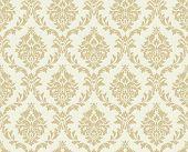image of damask  - Seamless damask pattern - JPG