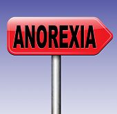 pic of anorexia  - anorexia nervosa eating disorder with under weight as symptoms needs prevention and treatment is caused by extreme dieting - JPG