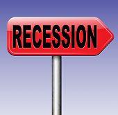 picture of stock market crash  - recession economic market crash global bank and stock market crisis - JPG