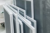 picture of mosquito  - Set of Mosquito Nets Frames for PVC Windows - JPG
