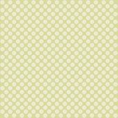 Vintage Background In Shabby Chic Style As Dots Pattern poster