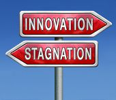 picture of stagnation  - innovation or stagnation - JPG