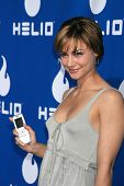 LOS ANGELES - NOVEMBER 13: Samaire Armstrong at the Helio Drift Launch Party at 400 South La Brea on