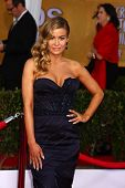 Carmen Electra at the 19th Annual Screen Actors Guild Awards Arrivals, Shrine Auditorium, Los Angele