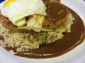 foto of loco  - Loco Moco Close - JPG