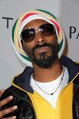 Snoop Dogg at the Hollywood Reporter Celebration for the 85th Academy Awards Nominees, Spago, Beverl