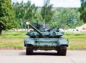Постер, плакат: Russian Tank