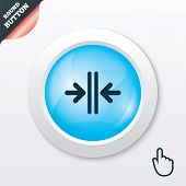 pic of elevator icon  - Close the door sign icon - JPG