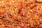 stock photo of saffron  - the Safflower  - JPG