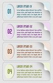 foto of step-up  - vector infographic design suitable for number options or step - JPG