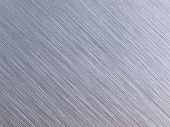 pic of hairline  - High resolution brushed metal - JPG