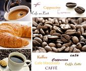 pic of shortbread  - Coffee Collage - JPG