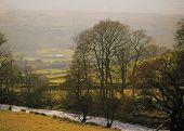 stock photo of swales  - Swaledale in the Yorkshire Dales National park england uk - JPG