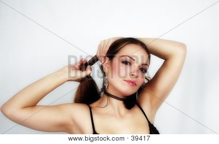 Attractive Woman-14 poster