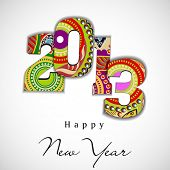 picture of happy new year 2013  - 2013 Happy New Year - JPG