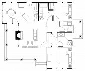 Residential Floorplan