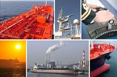 pic of lng  - Marine merchant fleet collage theme - JPG