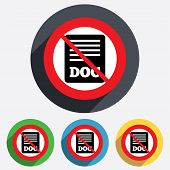 File document icon. No Download doc button.