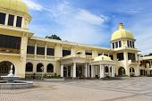 image of malaysia  - Malaysia old Royal Palace during its public open days in Kuala Lumpur - JPG
