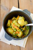 image of stew pot  - Carrot - JPG