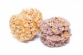 picture of crispy rice  - Crispy rice cake - JPG