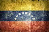 Постер, плакат: Flag Of Venezuela
