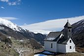 foto of chapels  - Chapel at the altitude of approx - JPG