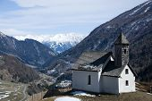 image of chapels  - Chapel at the altitude of approx - JPG