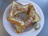 pic of french toast  - Sweet Bread French Toast  - JPG