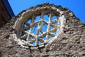 Постер, плакат: Rose Window Winchester Palace
