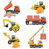 picture of construction machine  - Construction Machines Set 4 - JPG
