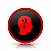 foto of quiz  - Quiz icon - JPG