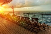 ������, ������: Cruise Ship Deck Chairs